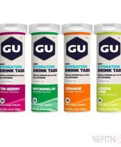 bevande energetiche-hydration drink tabs-gu energy